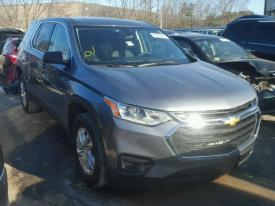 Salvage Chevrolet Traverse